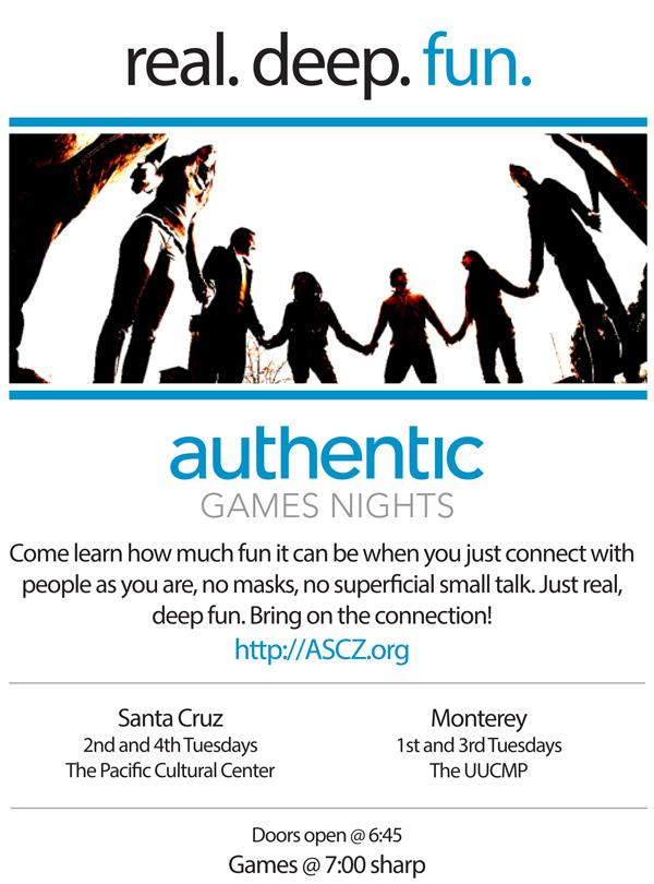 Authentic Santa Cruz | building community through simple authenticiy